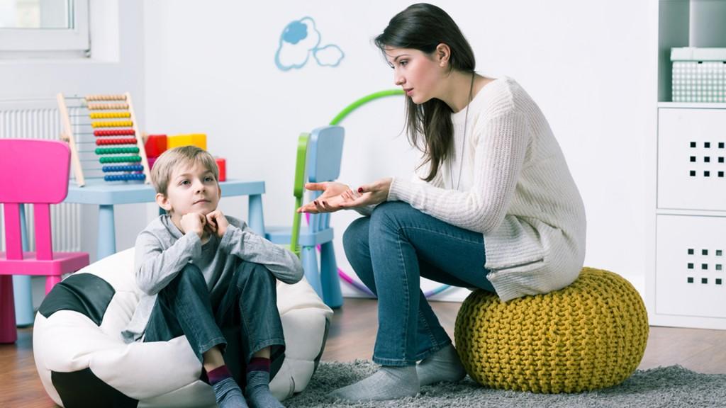 Poner límites, el gran desafío de los padres (Shutterstock)