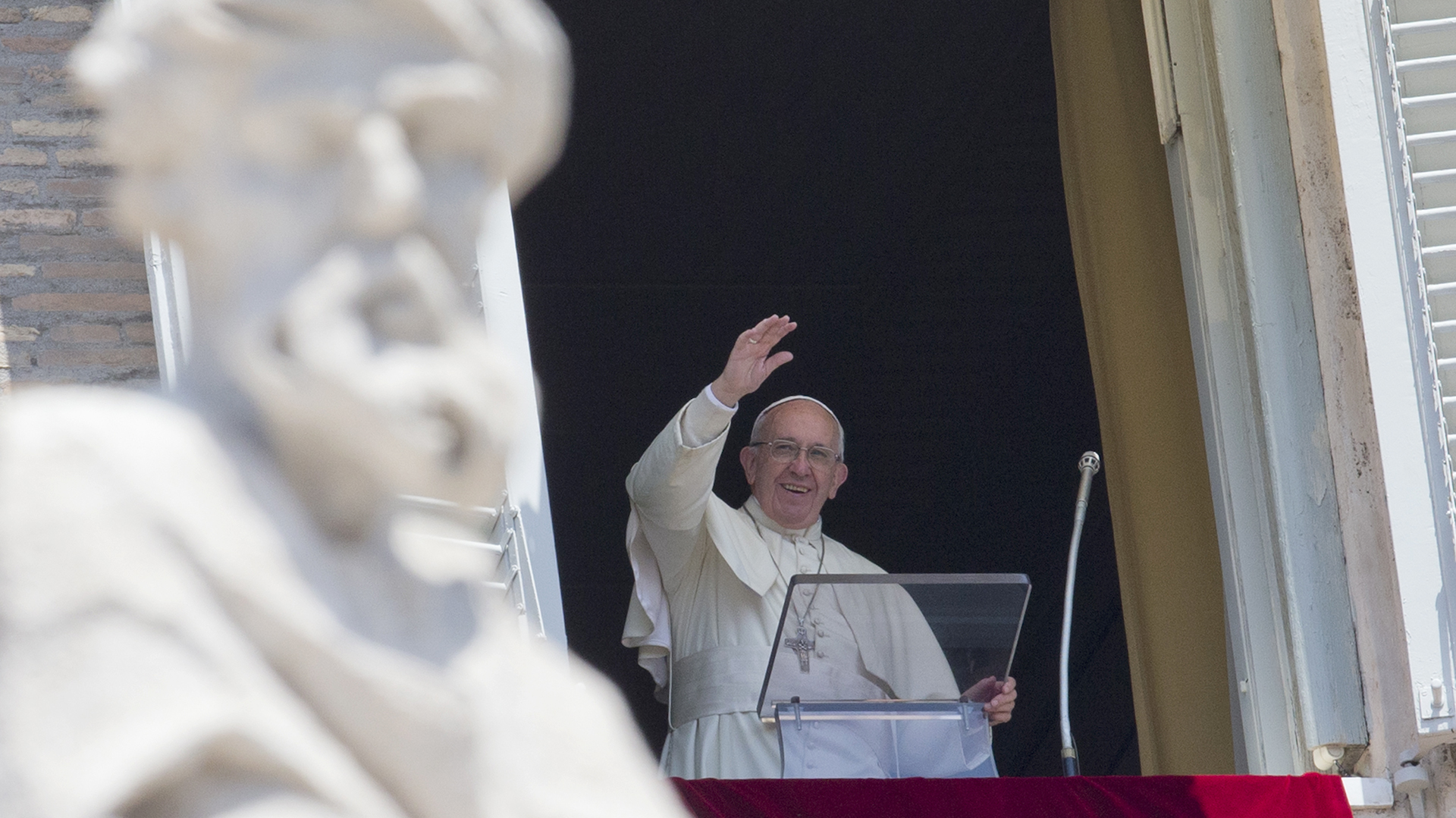 Papa Francisco (AP)