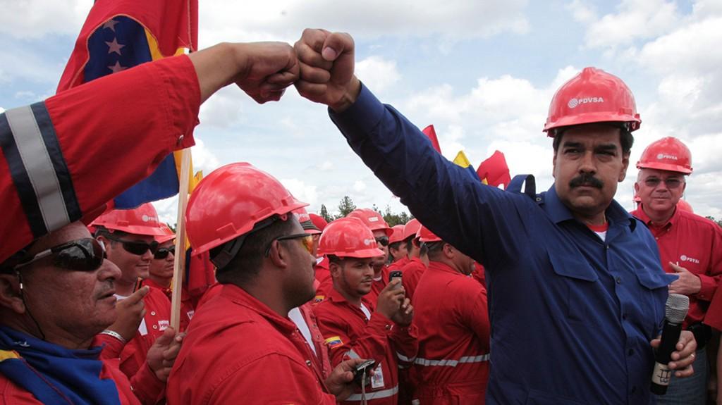 Nicolás Maduro denunció actos de corrupción en PDVSA