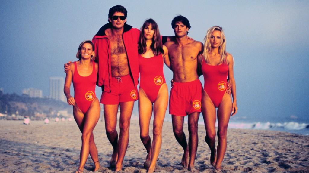 David Hasselhoff no quería a Pamela Anderson en Baywatch