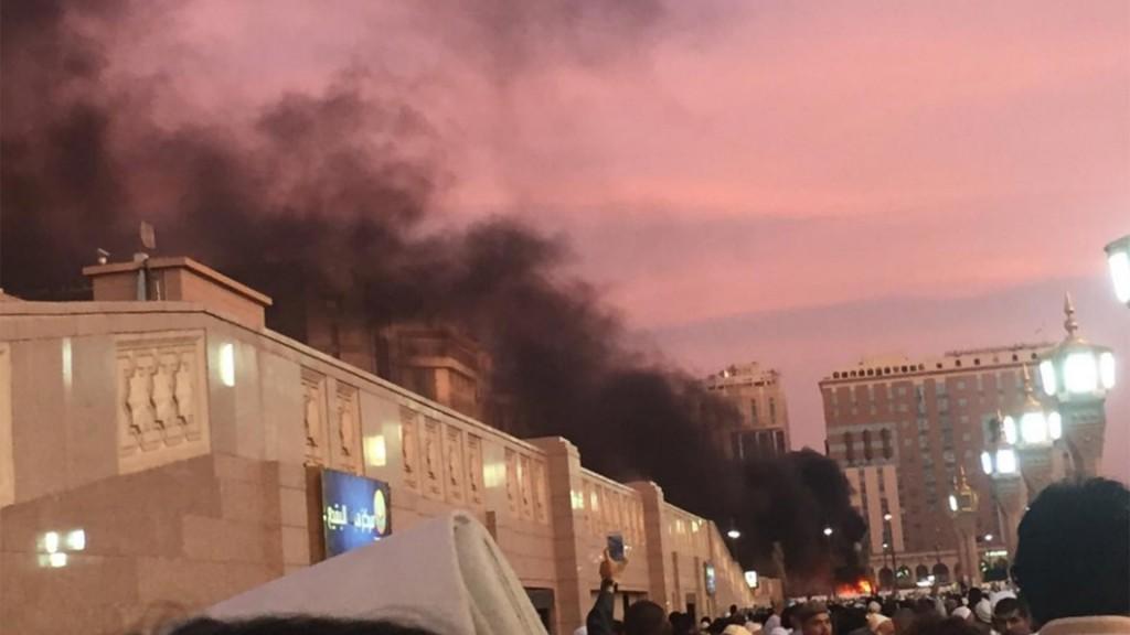 El atentado no provocó heridos