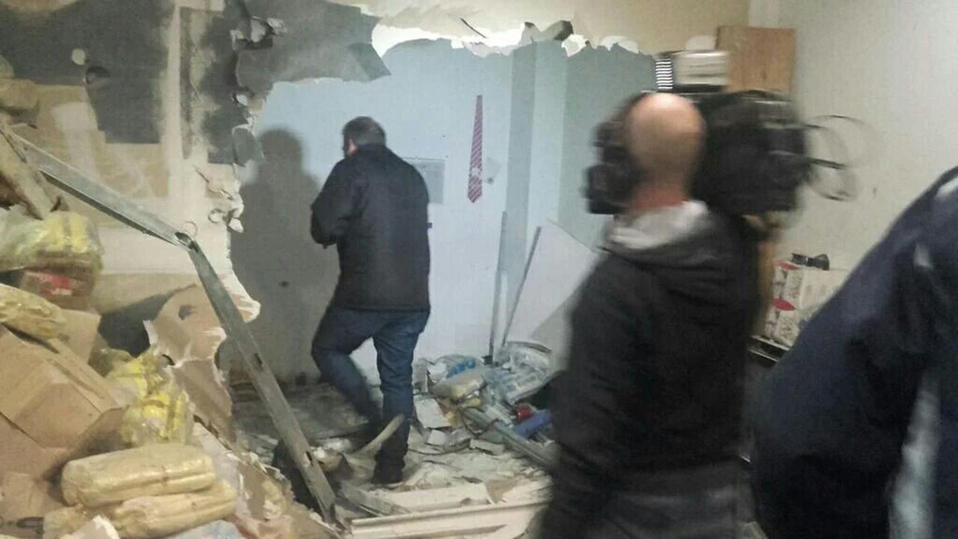 """En declaraciones a radio Nacional Folclórica, el periodista sostuvo además que Martínez """"no tenía motivos para estar"""" en el edificio"""