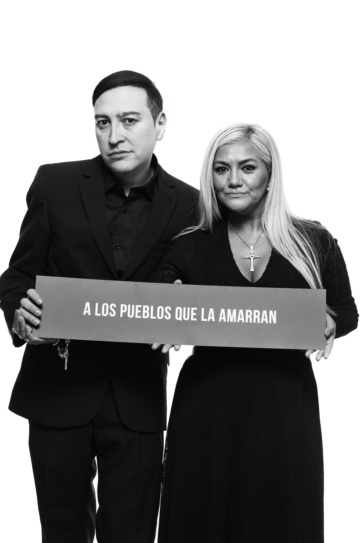 """Gladys """"La Bomba"""" Tucumana y Leo García (Guido Chouela)"""
