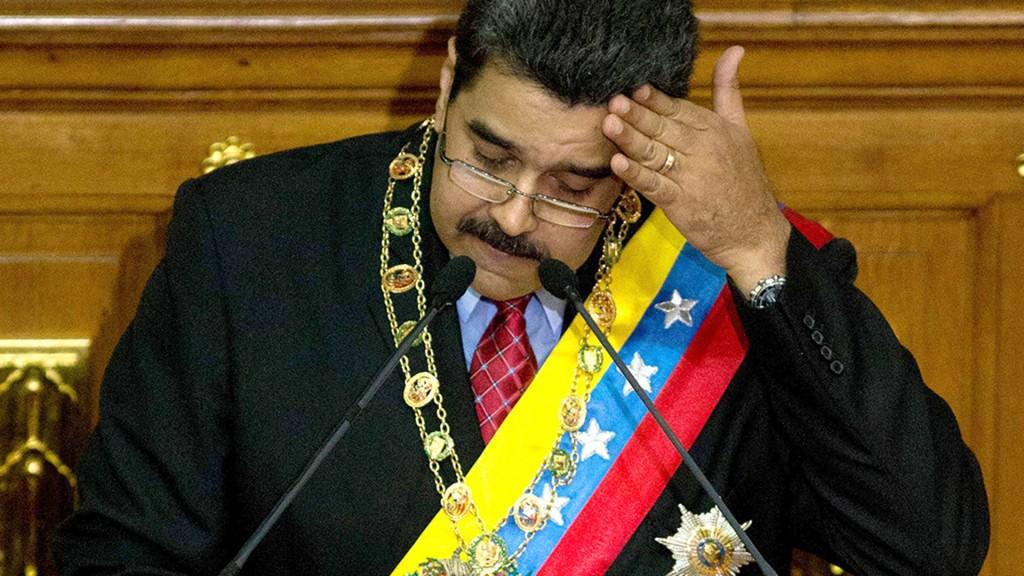 """Nicolás Maduro """"no tiene futuro"""" según una encuesta nacional (AP)"""