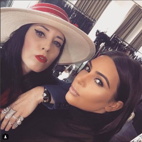 (Instagram: Kim Kardashian)