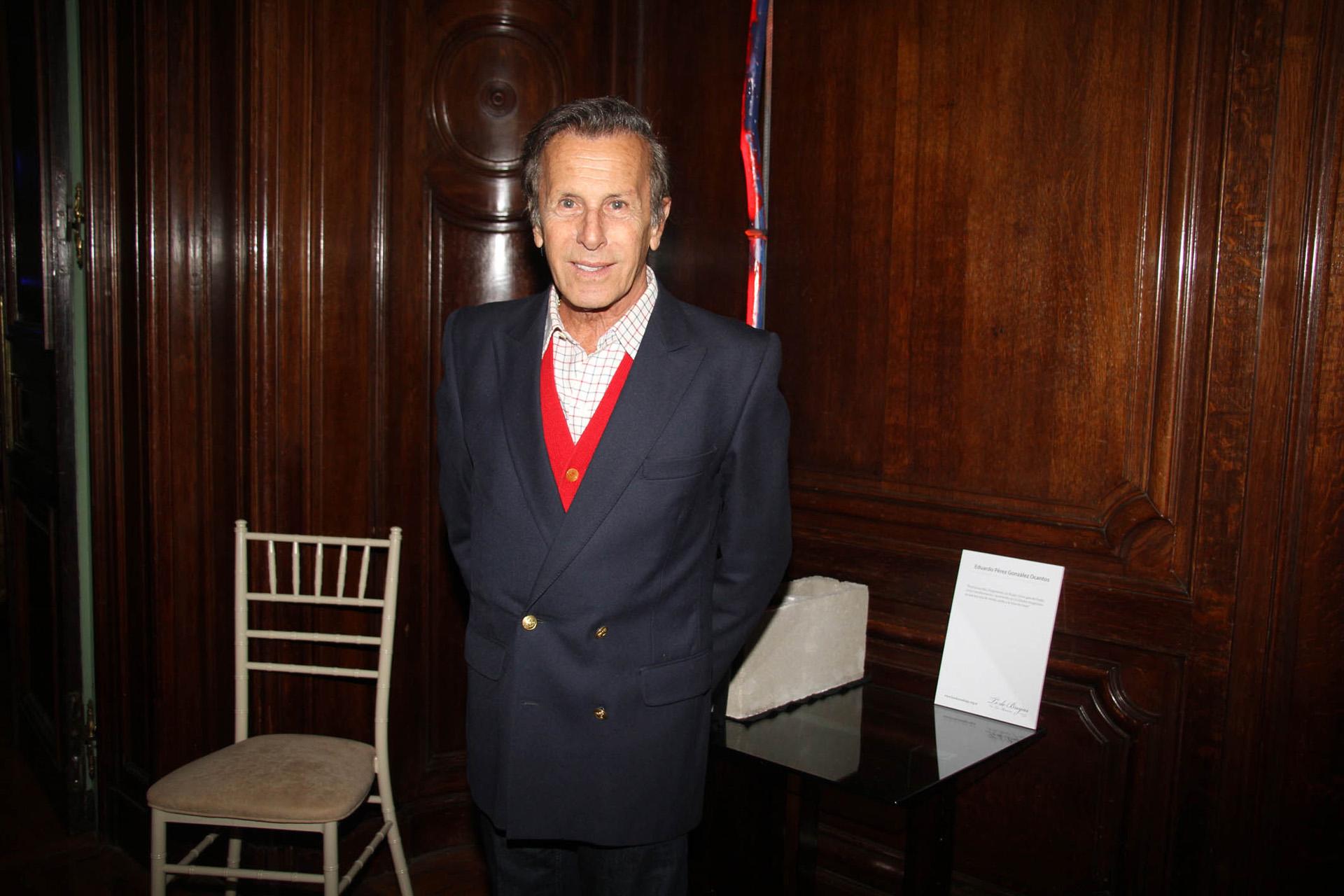 El diseñador Manuel Lamarca