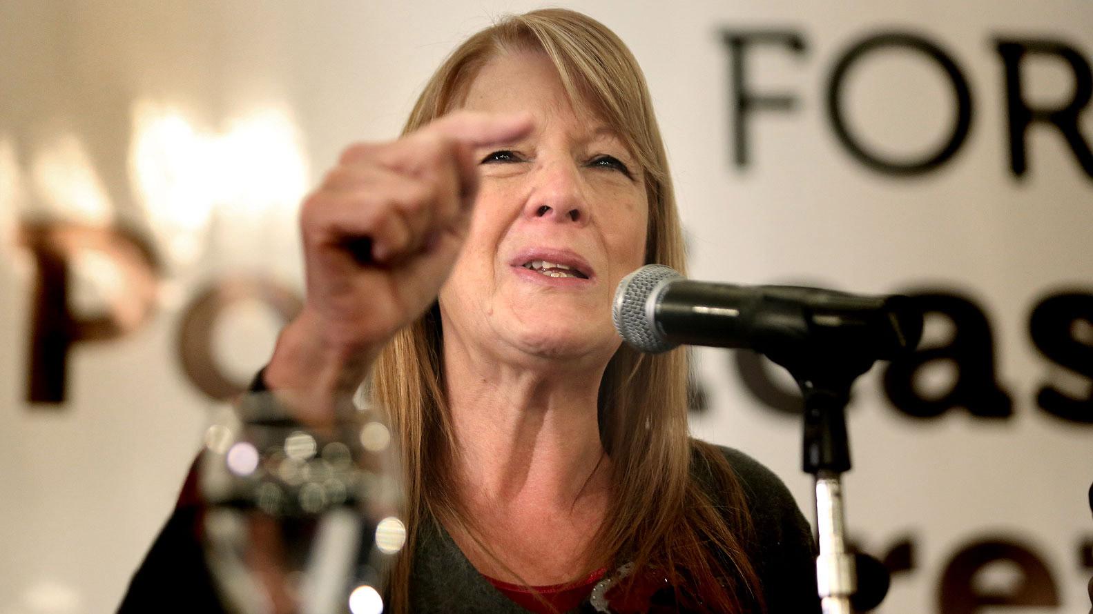 Margarita Stolbizer le contestó a la ex presidente
