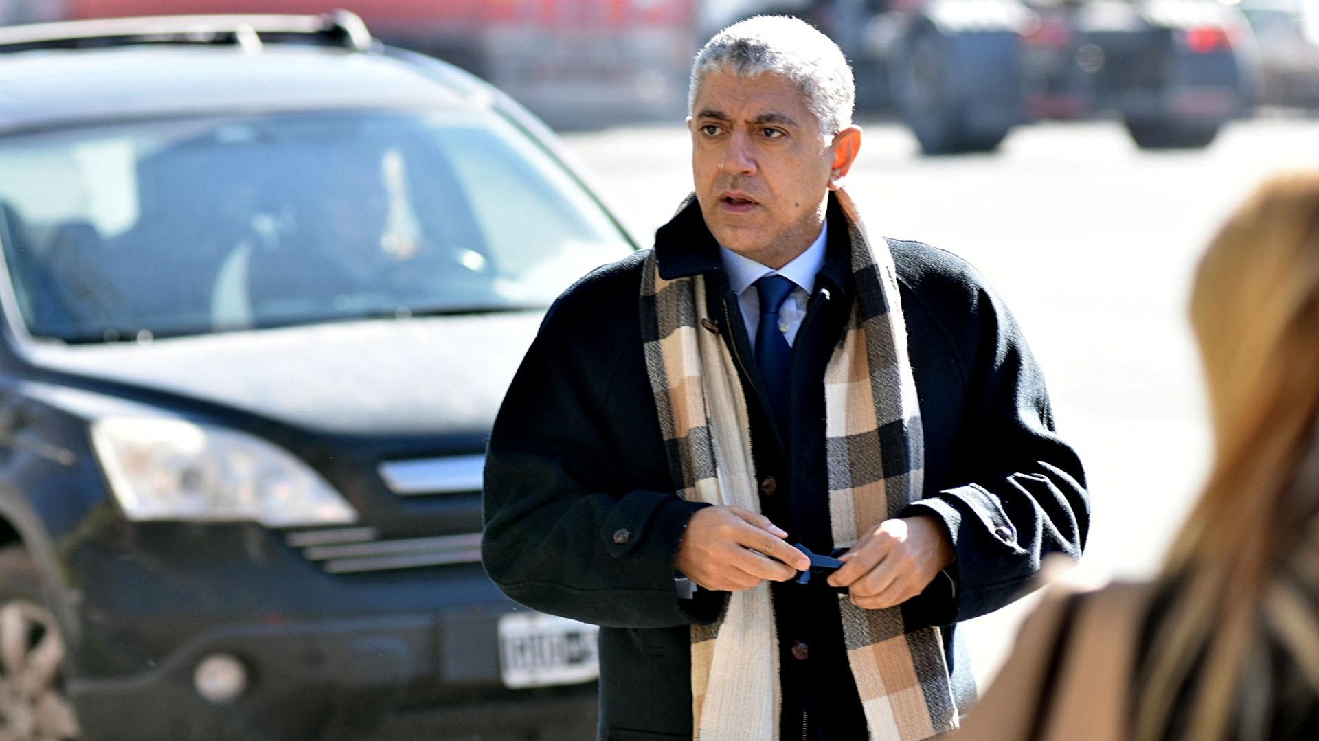 Carlos Broitman, abogado de Lenartowicz, Burgos y Sokolova (DyN)