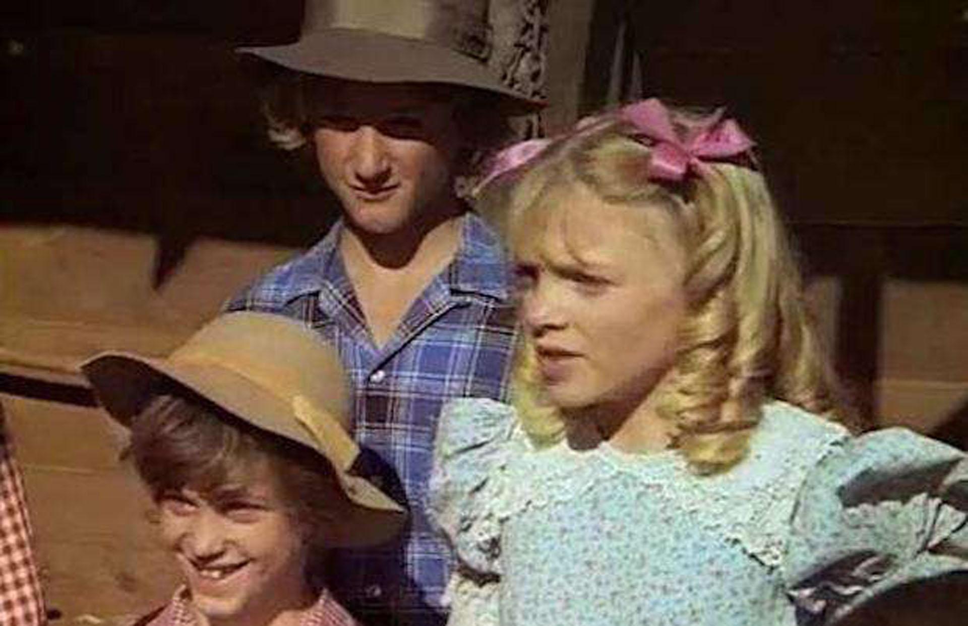 """Sean Penn en """"La familia Ingalls"""""""