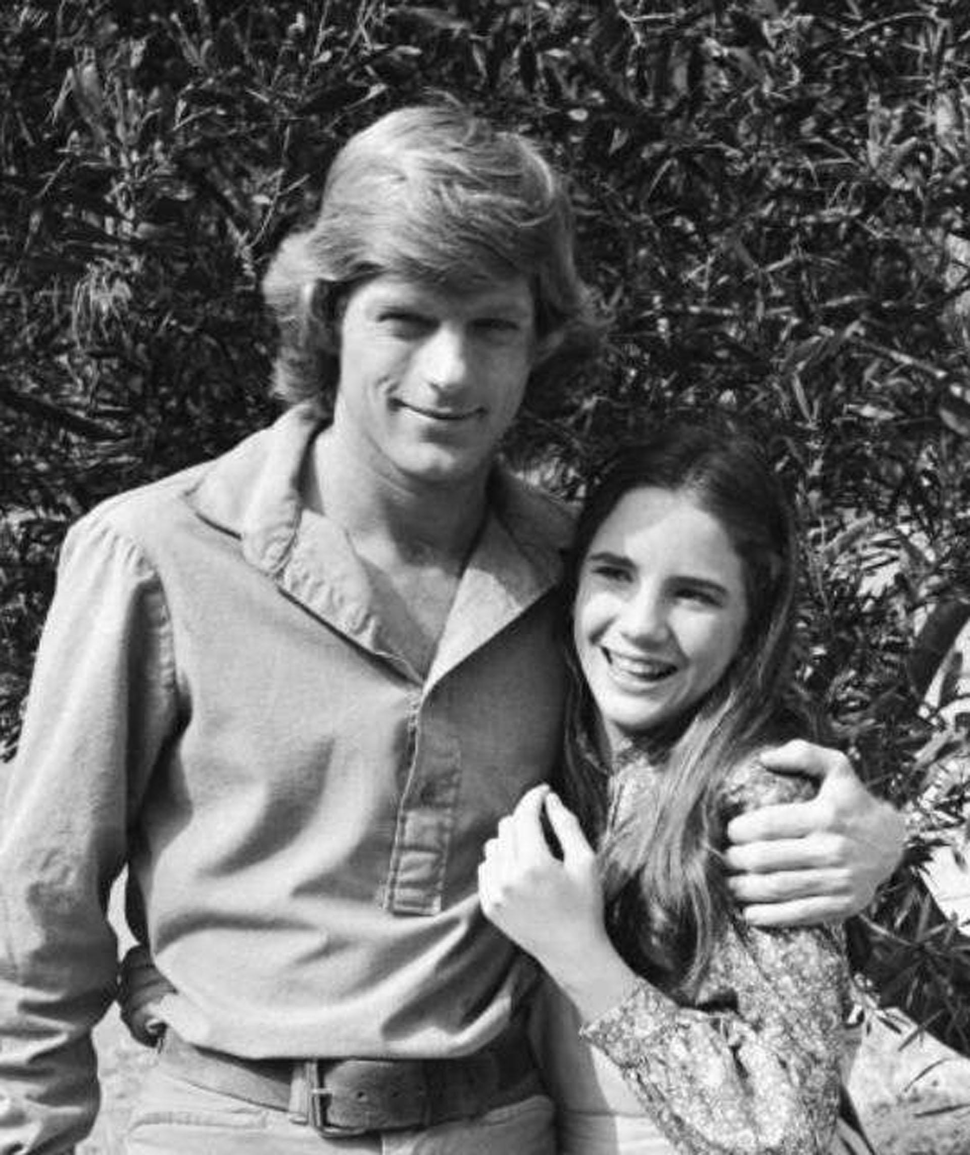 Dean Butler y Melissa Gilbert