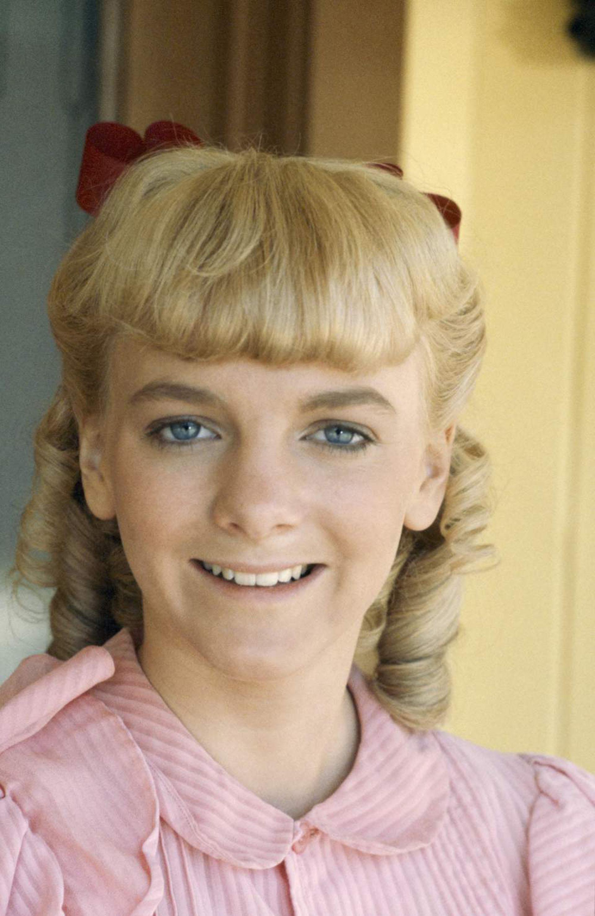 El personaje Nellie Oleson