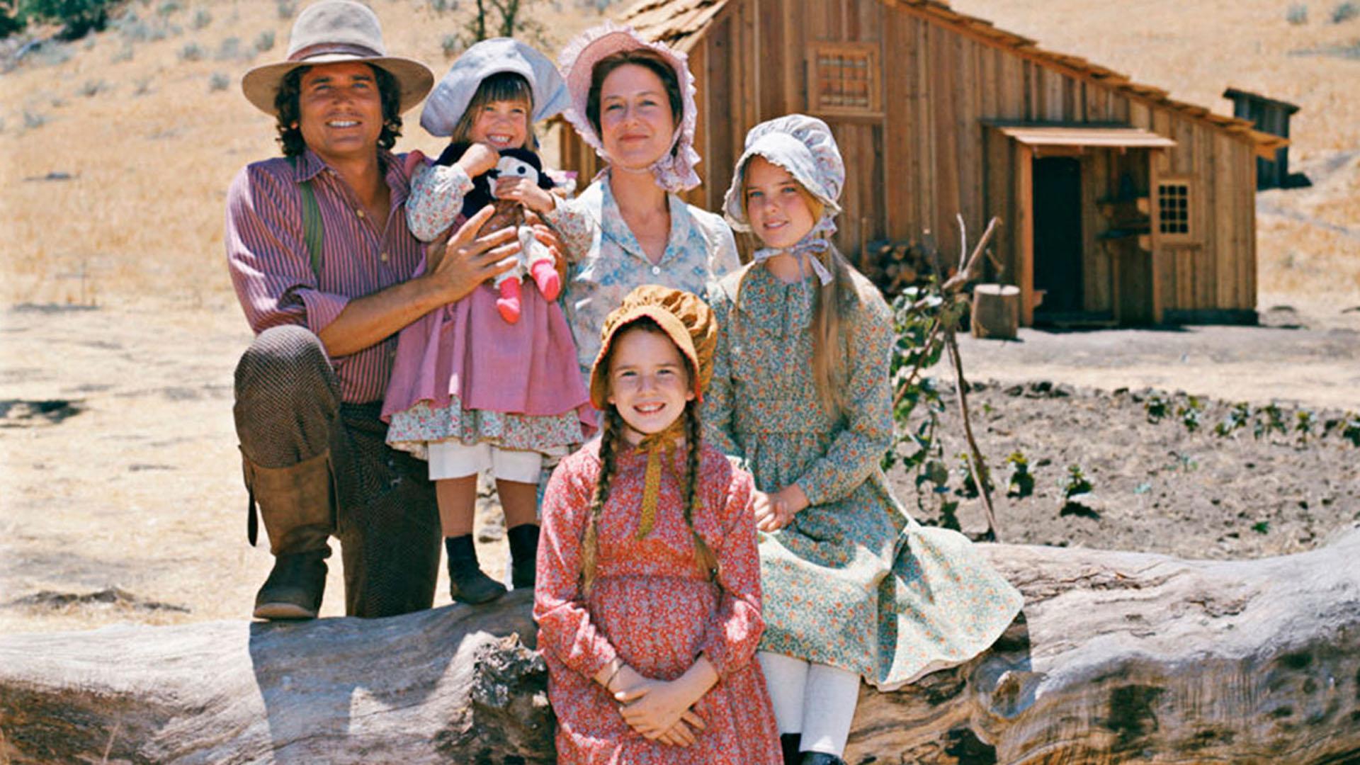 """La familia Ingalls"""