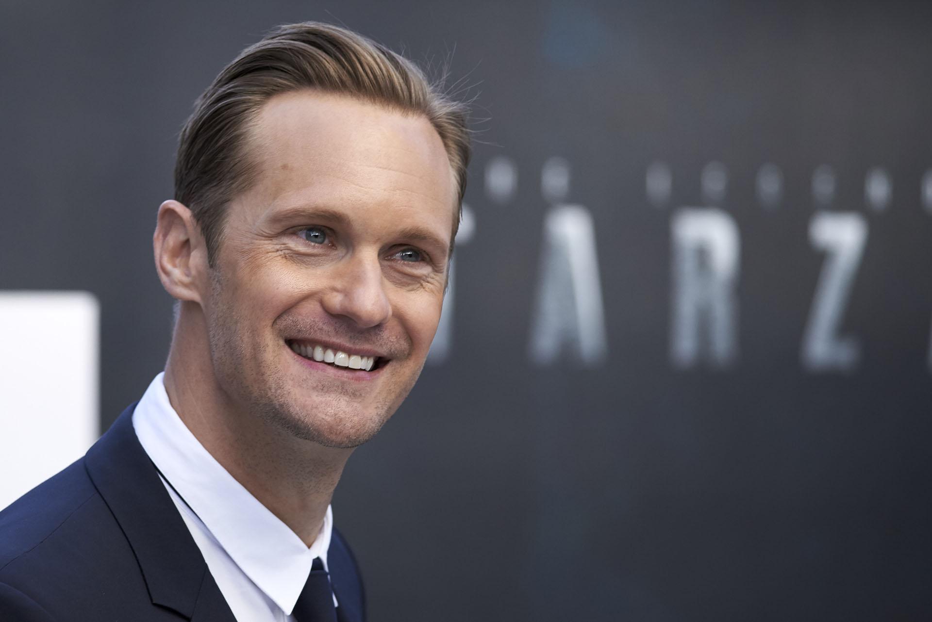 Alexander Skarsgård, el nuevo Tarzán de Hollywood