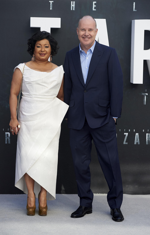 El director de la película, David Yates