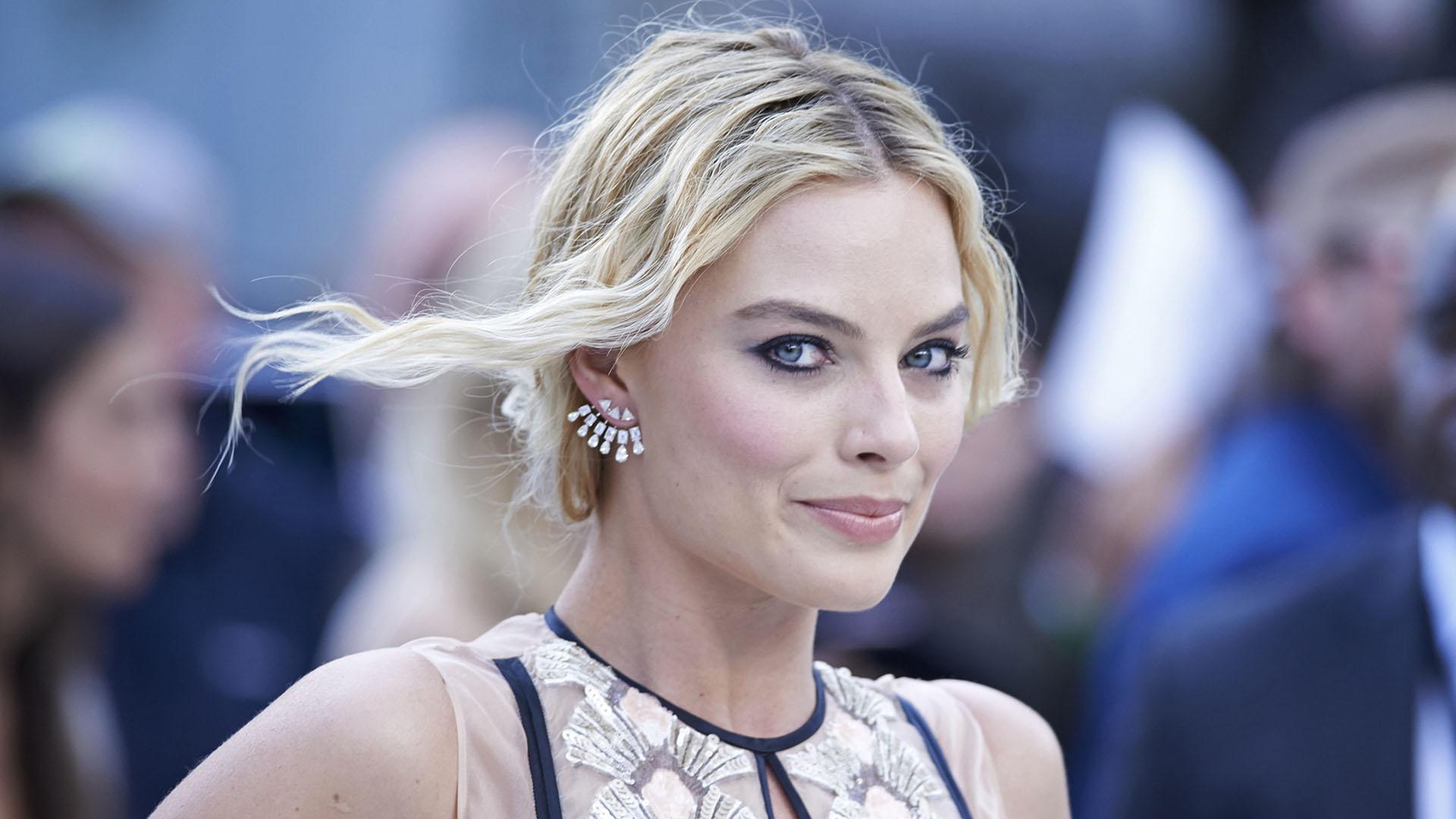 Margot Robbie (AFP)
