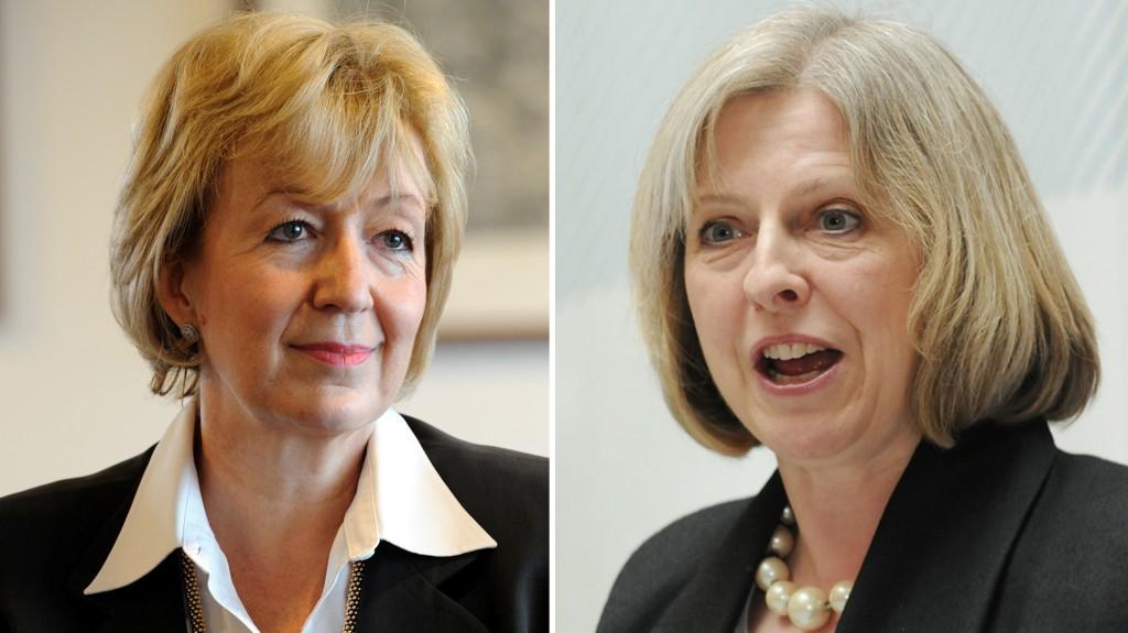 Andrea Leadsom y Theresa May, las candidatas a reemplazar a Cameron