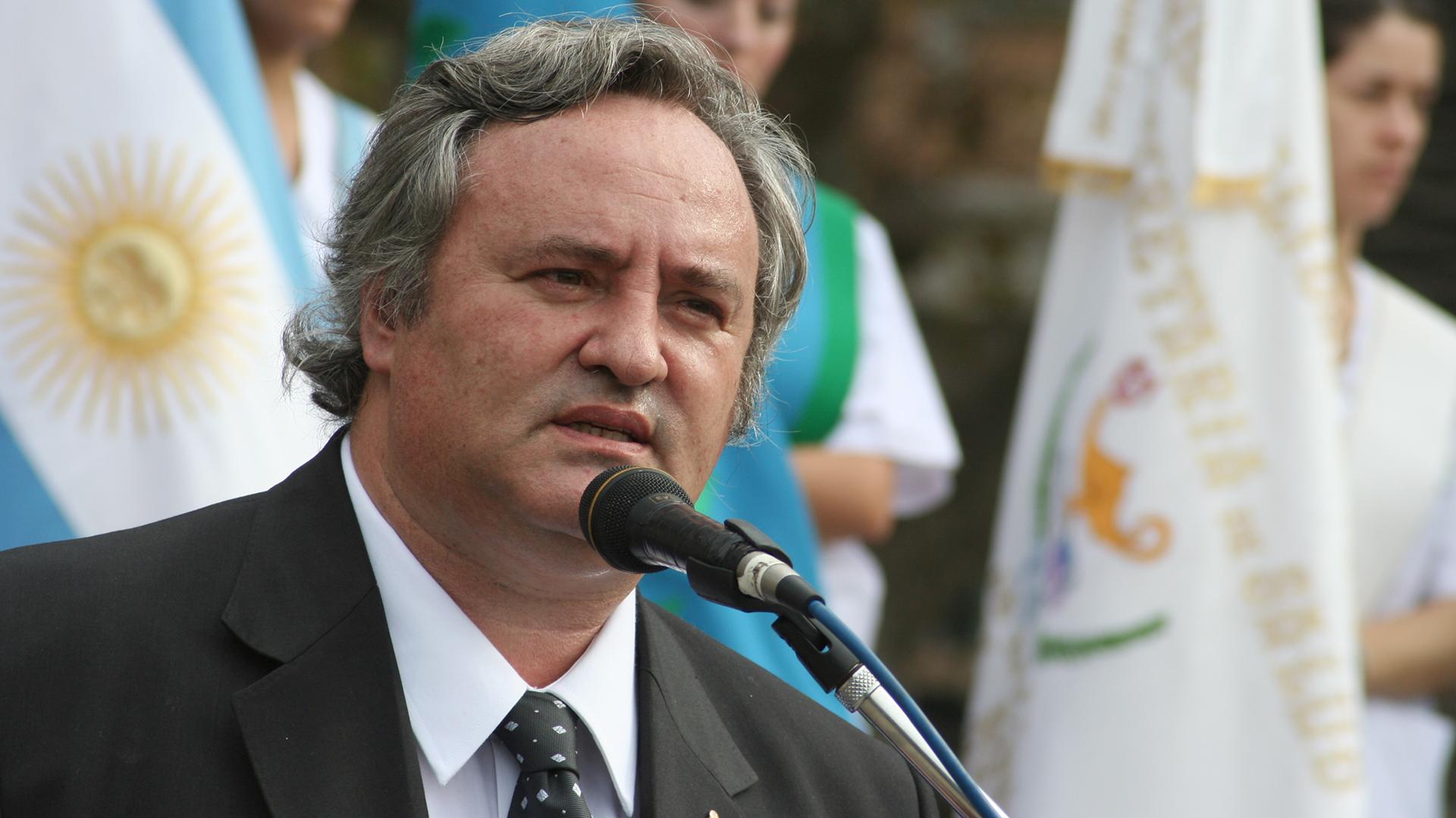 Joaquín de la Torre, ministro de Gobierno de la provincia de Buenos Aires