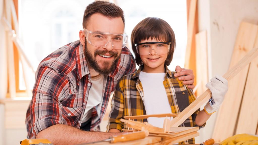 """""""La llegada de un hijo es un descubrimiento diario""""(Shutterstock)"""