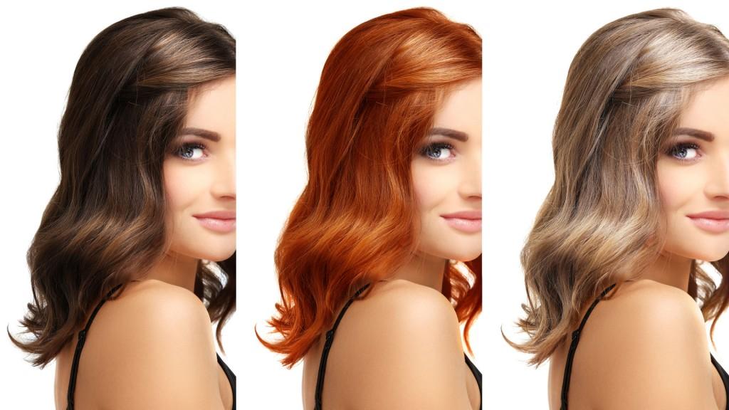 El hair contouring busca resaltar y corregir los rasgos con la colaboración del pelo (Shutterstock)