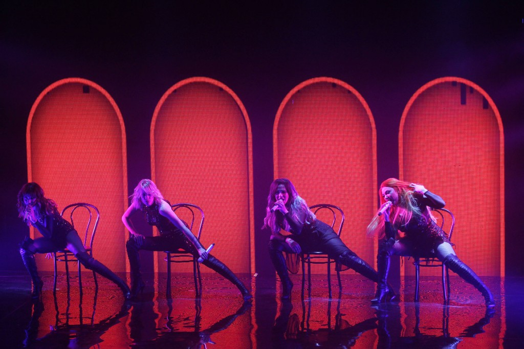 Bandana brindó el primero de sus 22 shows