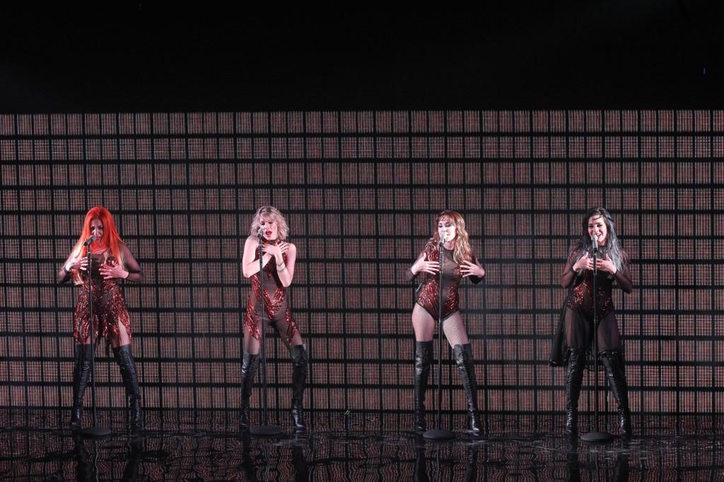 Bandana se inició en el 2001 en el reality Popstars