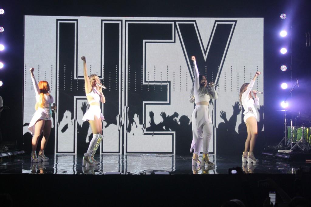 Bandana dio el primero de los 22 shows previstos en su regreso