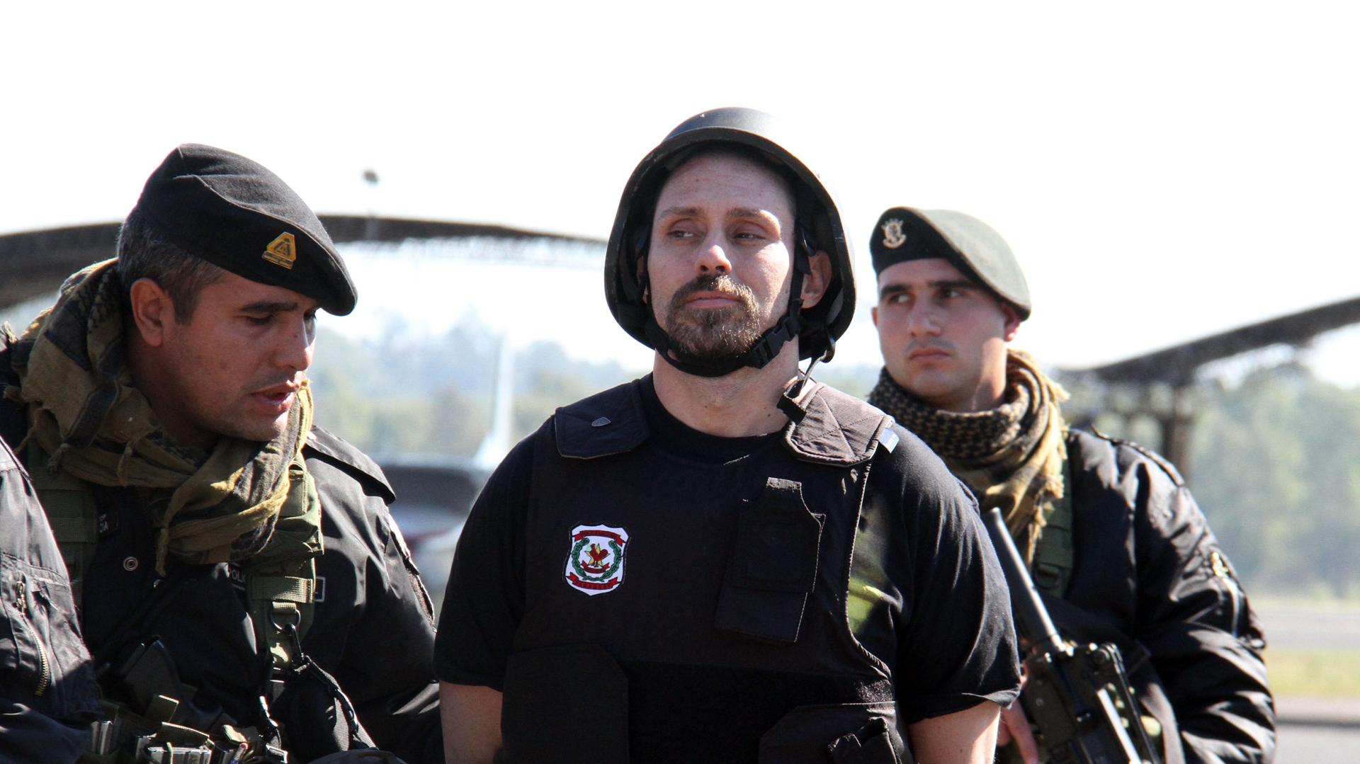 Esteban Ibar Pérez Corradi (foto de archivo)