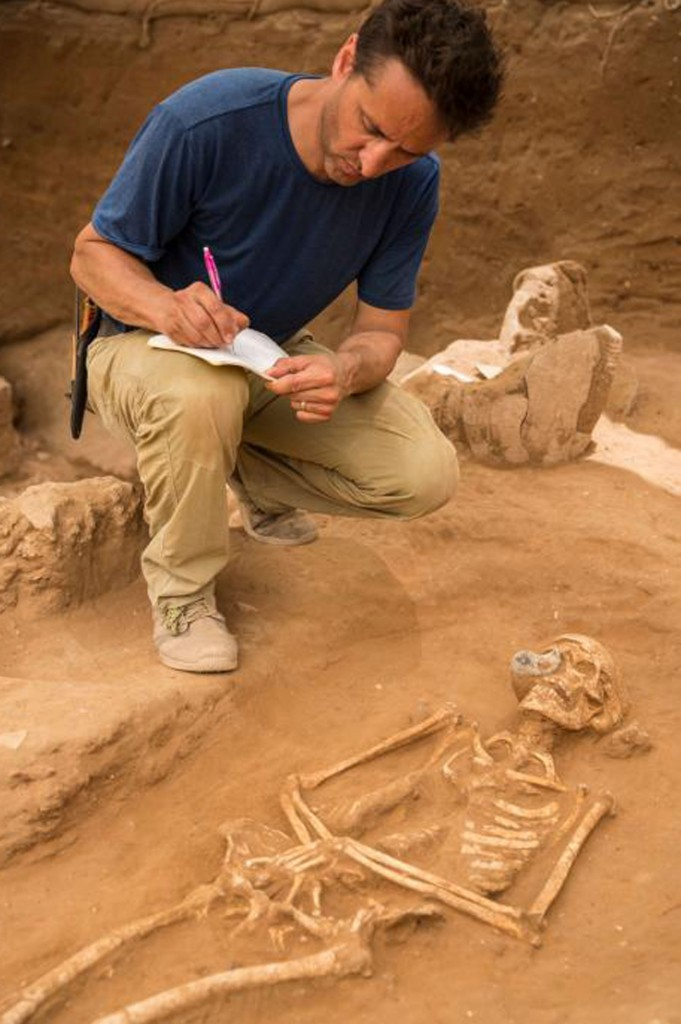 Leon Levy Expedition es un equipo de arqueólogos de algunas de las universidades más prestigiosas del mundo (Leon Levy Expedition)