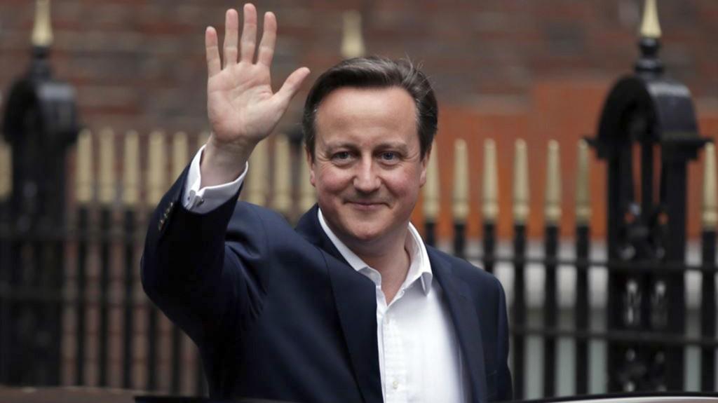 David Cameron se despide del gobierno británico (Reuters)