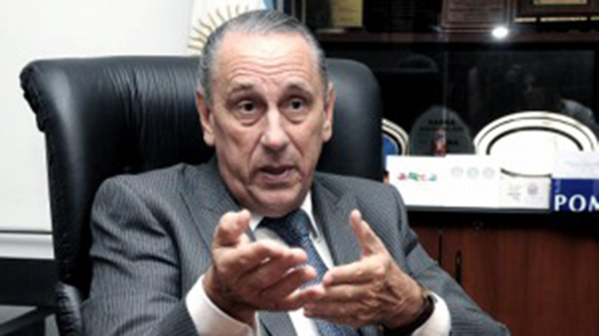 Guillermo Marconi, titular del SADRA, fue quien lanzó la propuesta