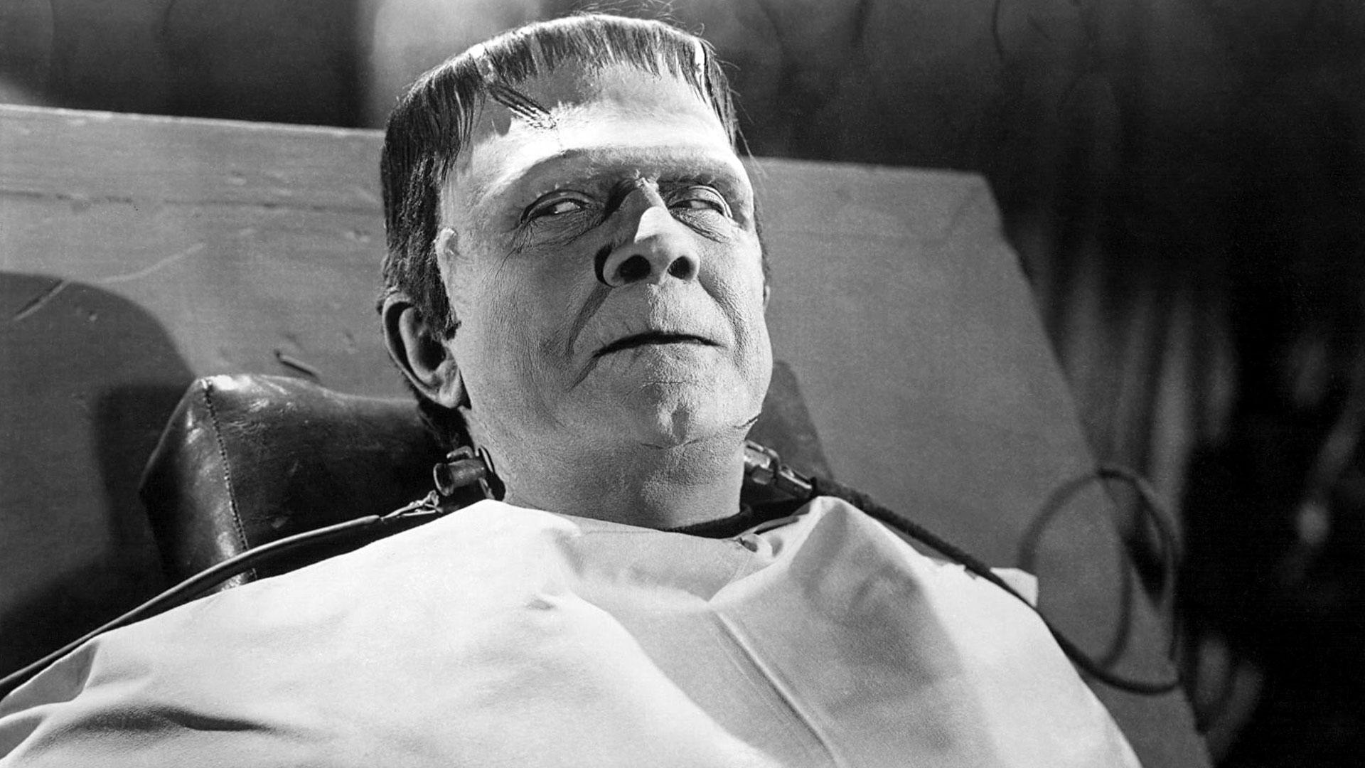 Bela Lugosi en la piel de Frankenstein