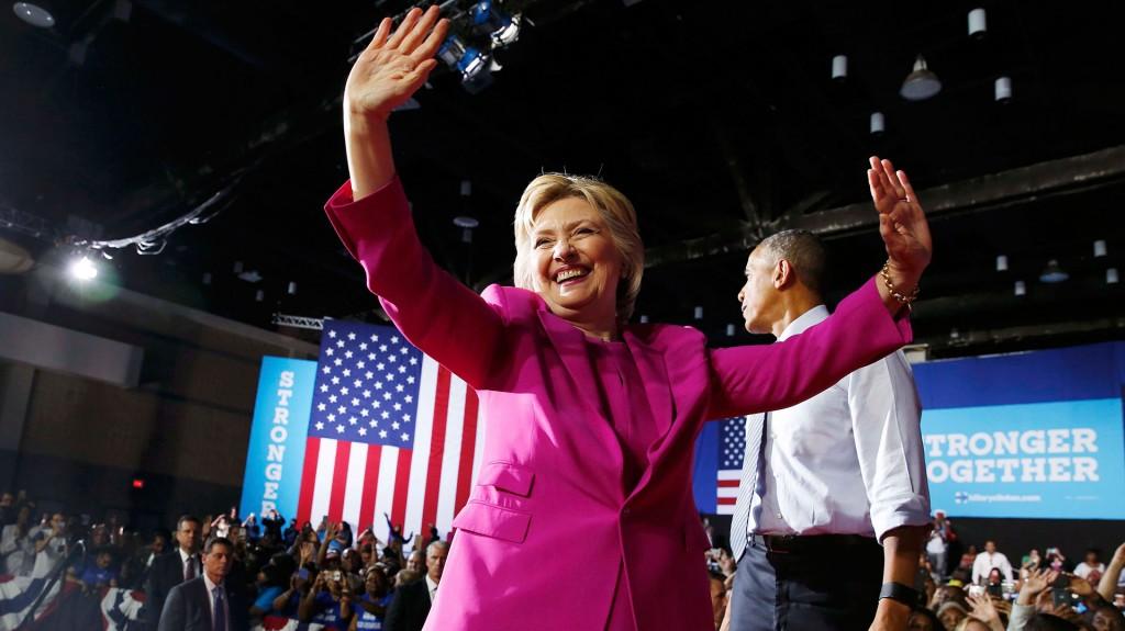 Hillary Clinton es la candidata presidencial demócrata (Reuters)