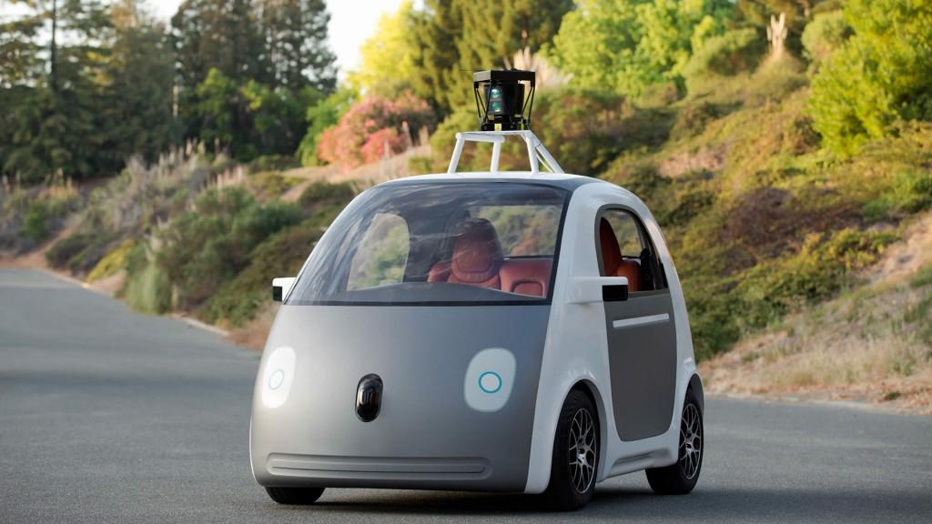 El auto de Google ya ha recibidomultas de tráfico por ir demasiado lento