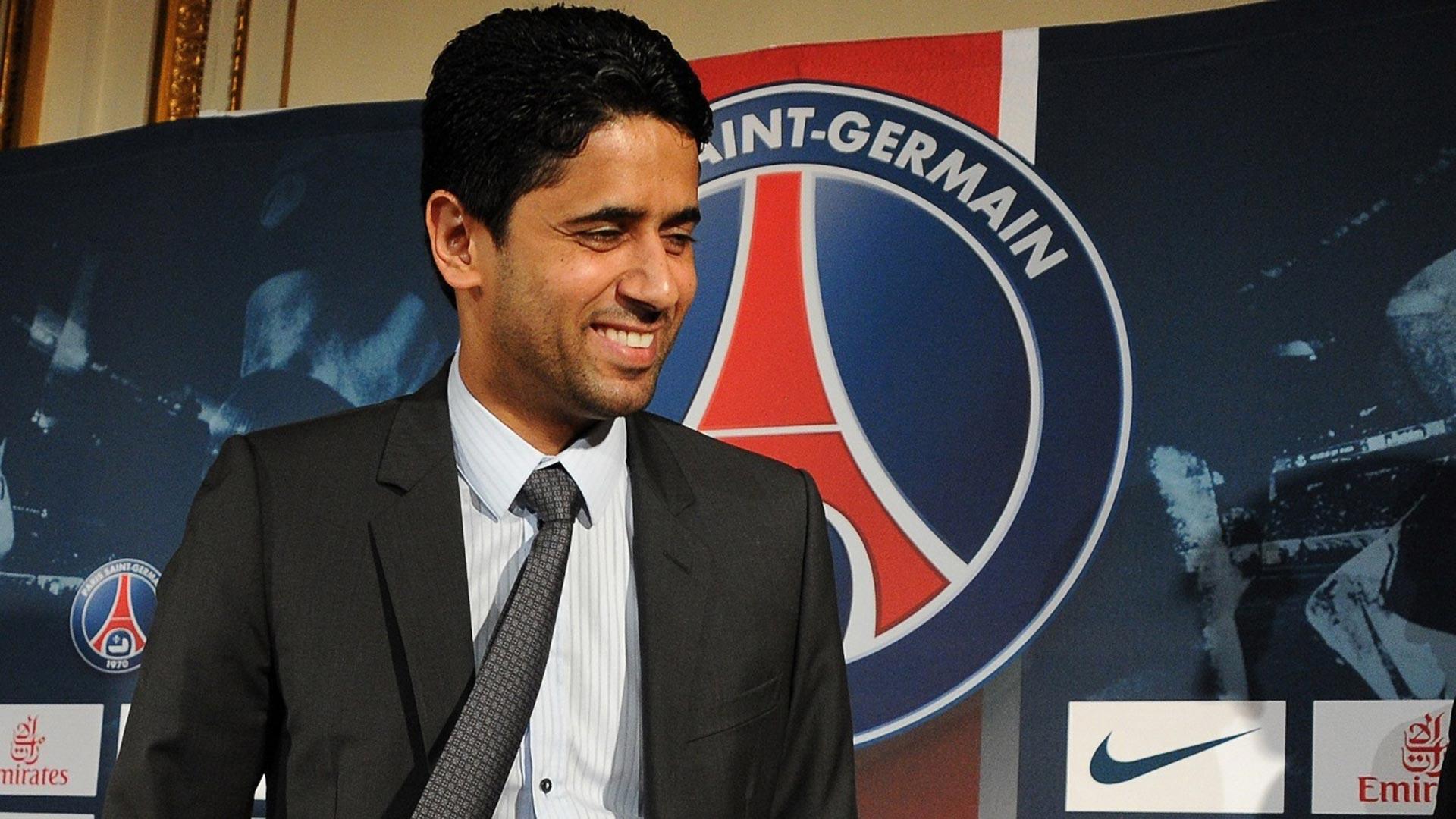 El dueño del PSG, Nasser Al-Khelaifi