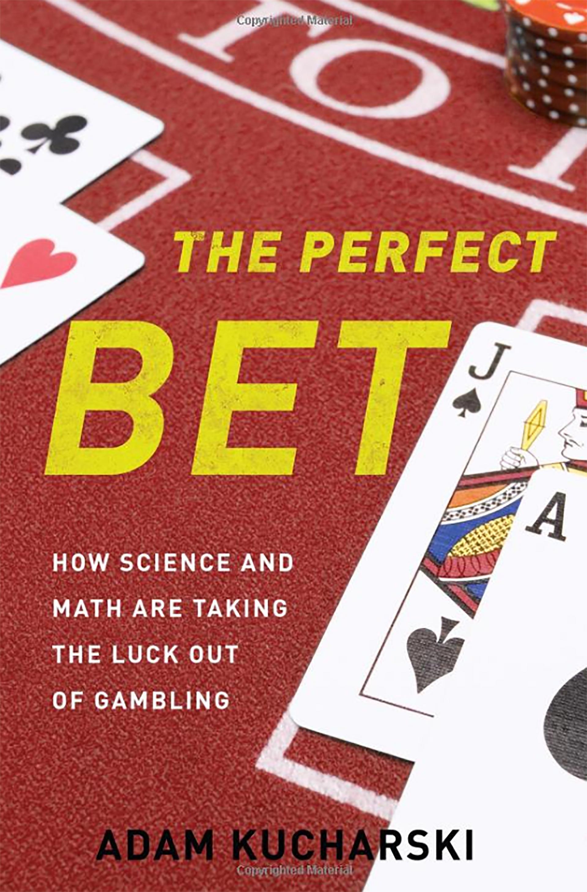 The Perfect Bet, el libro de Adam Kucharski que es furor en los Estados Unidos