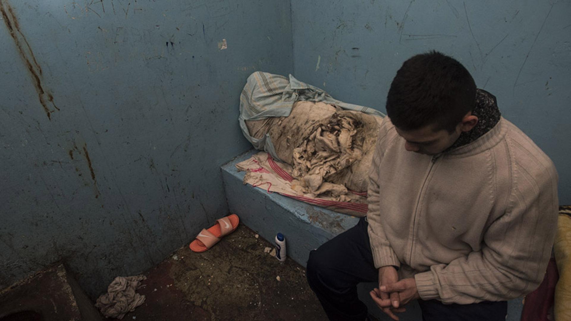 Algunos presos reclamaron atención médica y aseguraron no haberla recibido.