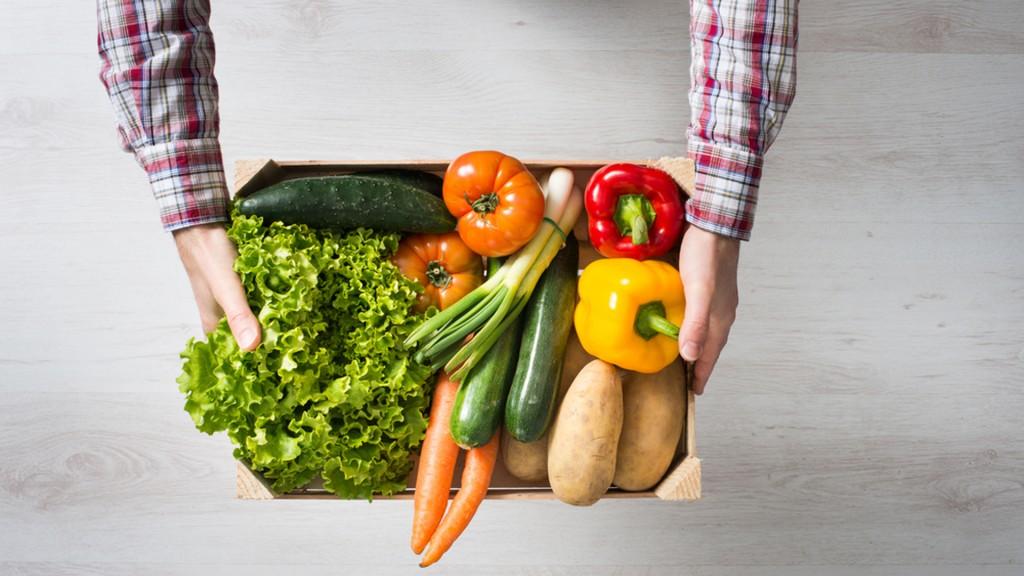 Verduras y hortalizas, siempre presentes enuna dieta saludable (Shutterstock)