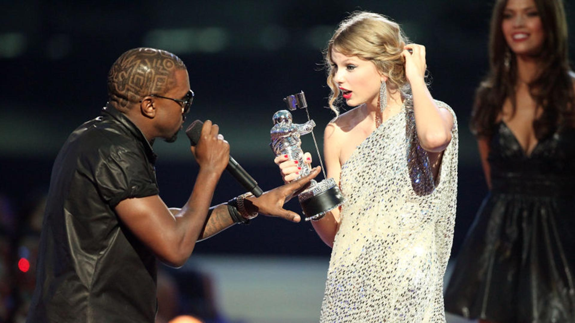 Taylor Swift vs. Kanye West y Kim Kardashian
