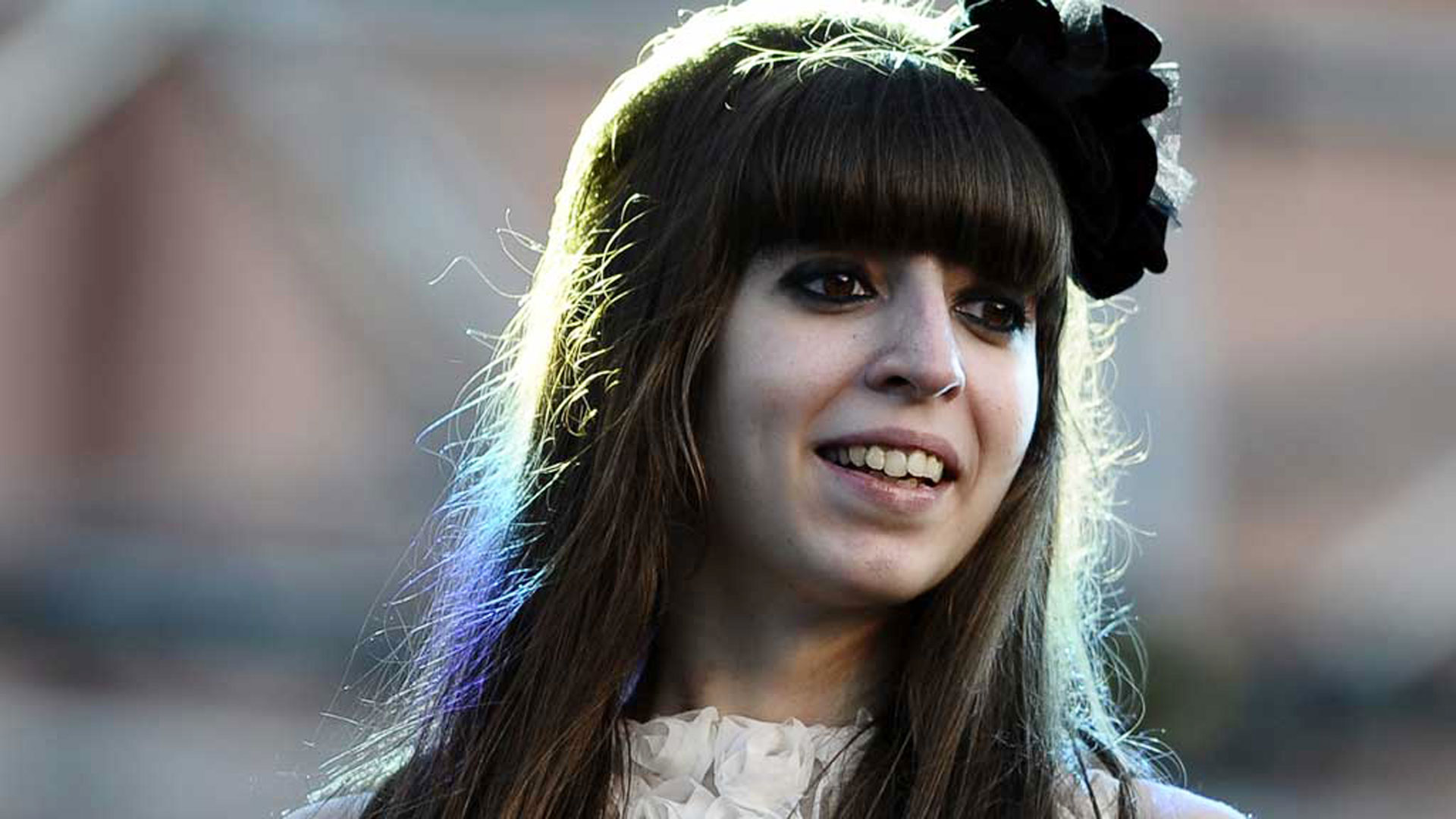 Florencia Kirchner. La hija de Néstor y Cristina Kirchner se encuentra en Cuba