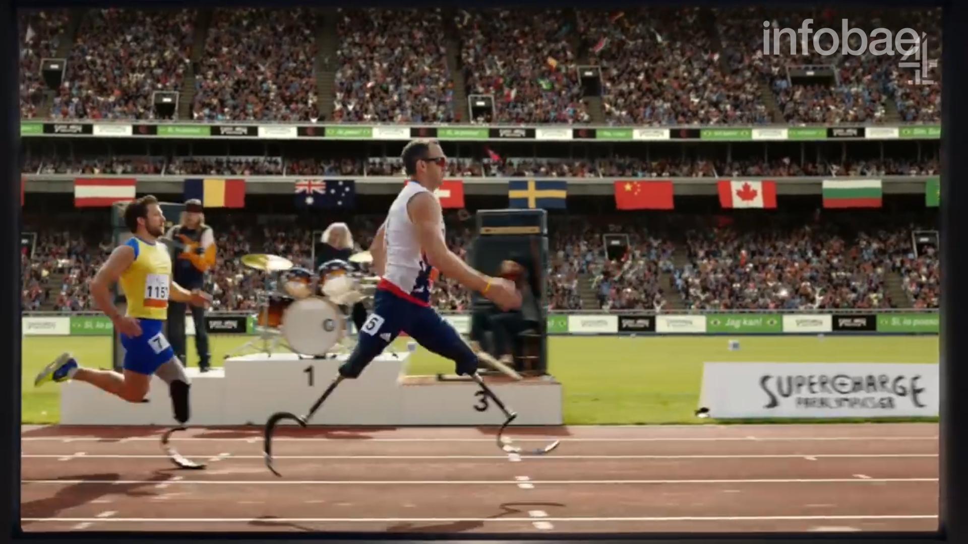 Imágenes de los Juegos Paralímpicos de Londres 2012