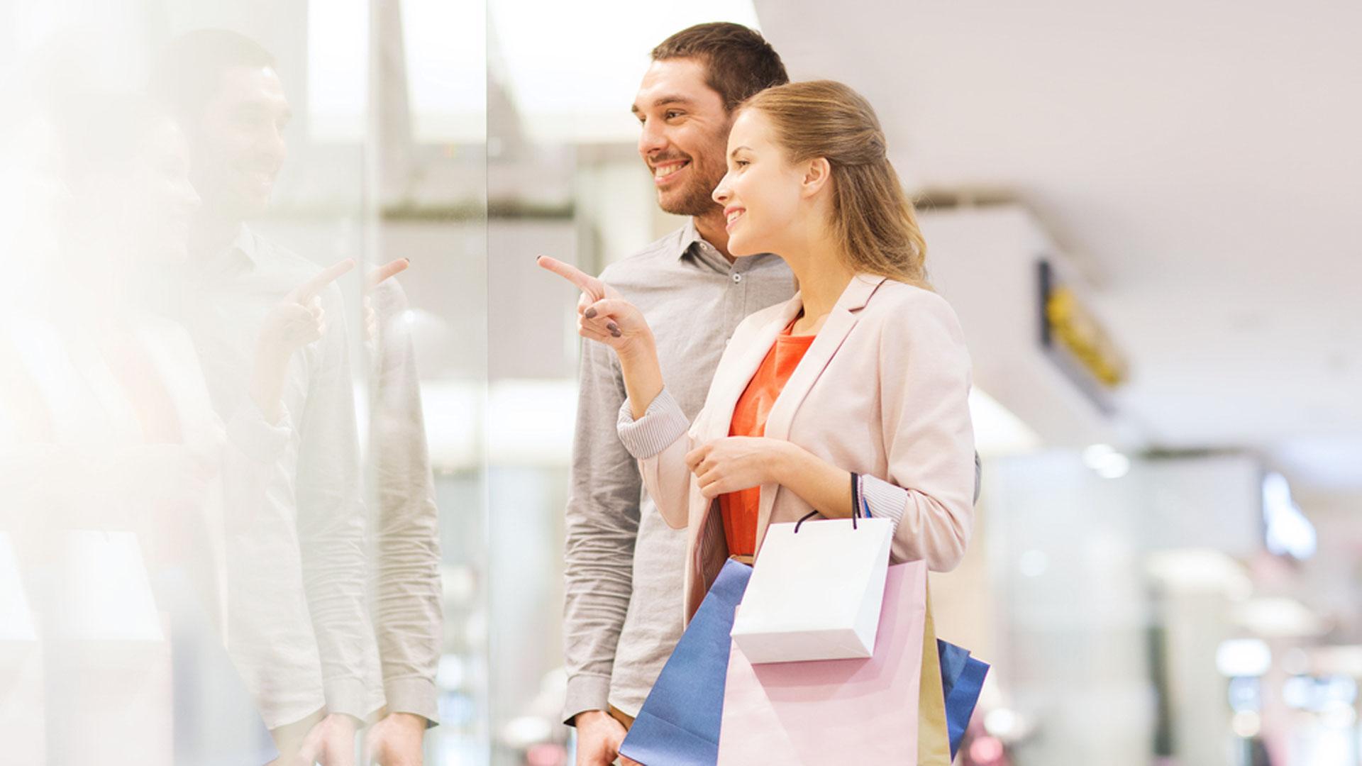 En los shoppings y comercios se registran la mayor cantidad de quejas de los consumidores (Shutterstock)