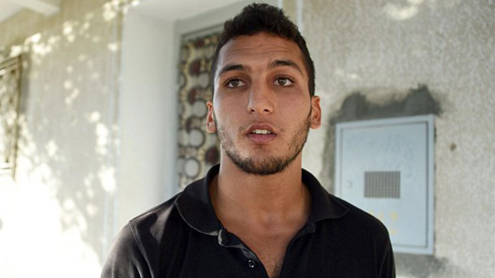 Jaber Bouhlel dijo que notó feliz a su hermano cuando habló con él, poco antes de la masacre. (AFP)
