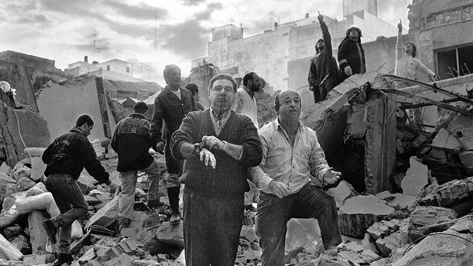 85 personas murieron y 300 resultaron heridas tras el atentado terrorista (AFP)