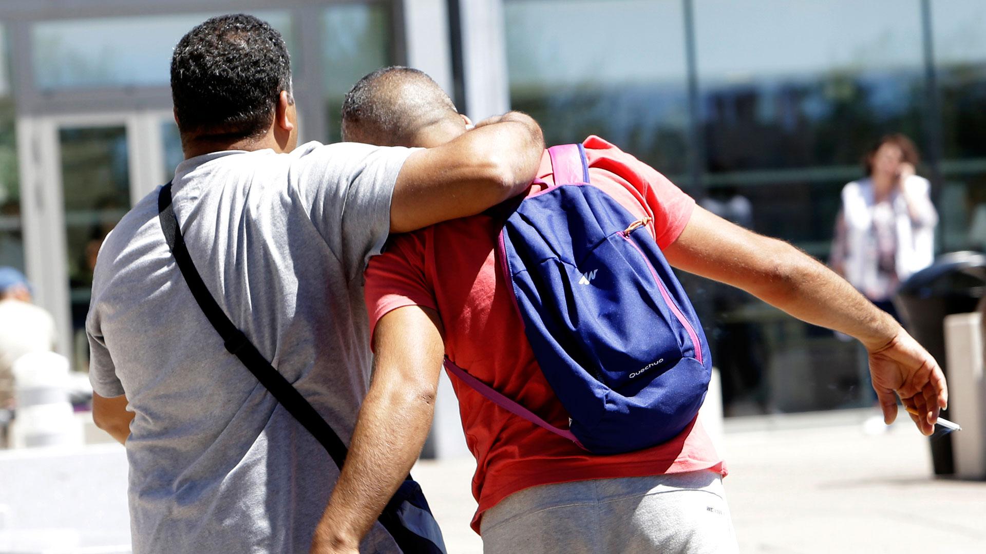 Nadie podrá detener la angustia de Mejri al conocer que su hijo de cuatro años murió en el atentado de Niza (AP)