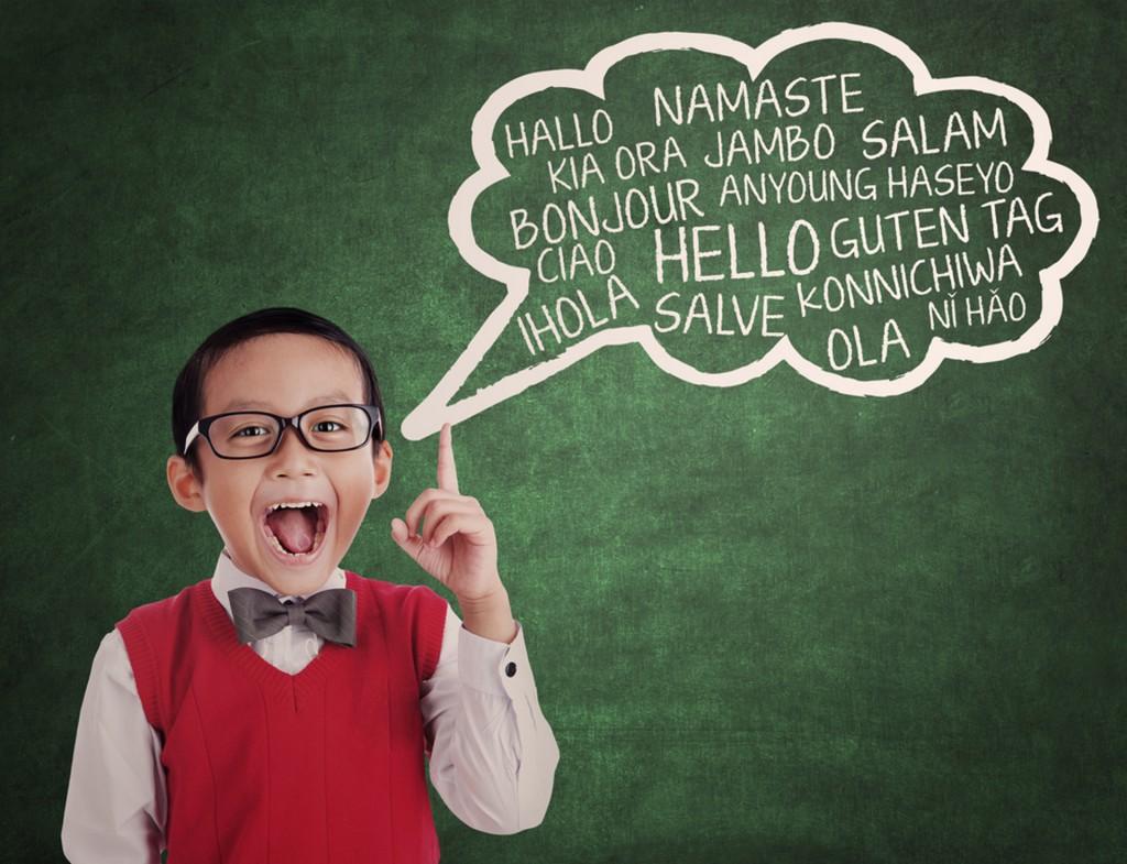 Los más pequeños tienen más acceso a otros lenguajes que en épocas pasadas (Shutterstock)