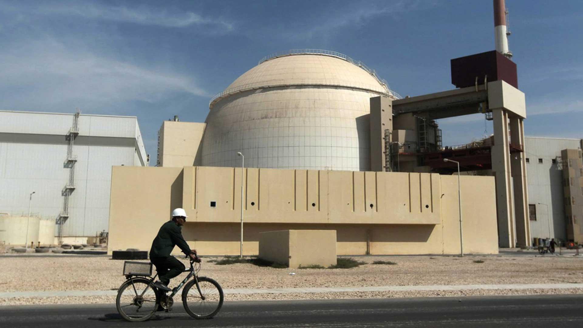 El reactor nuclear iraní en Bushehr, parte del complejo al que pertenecía el desertor