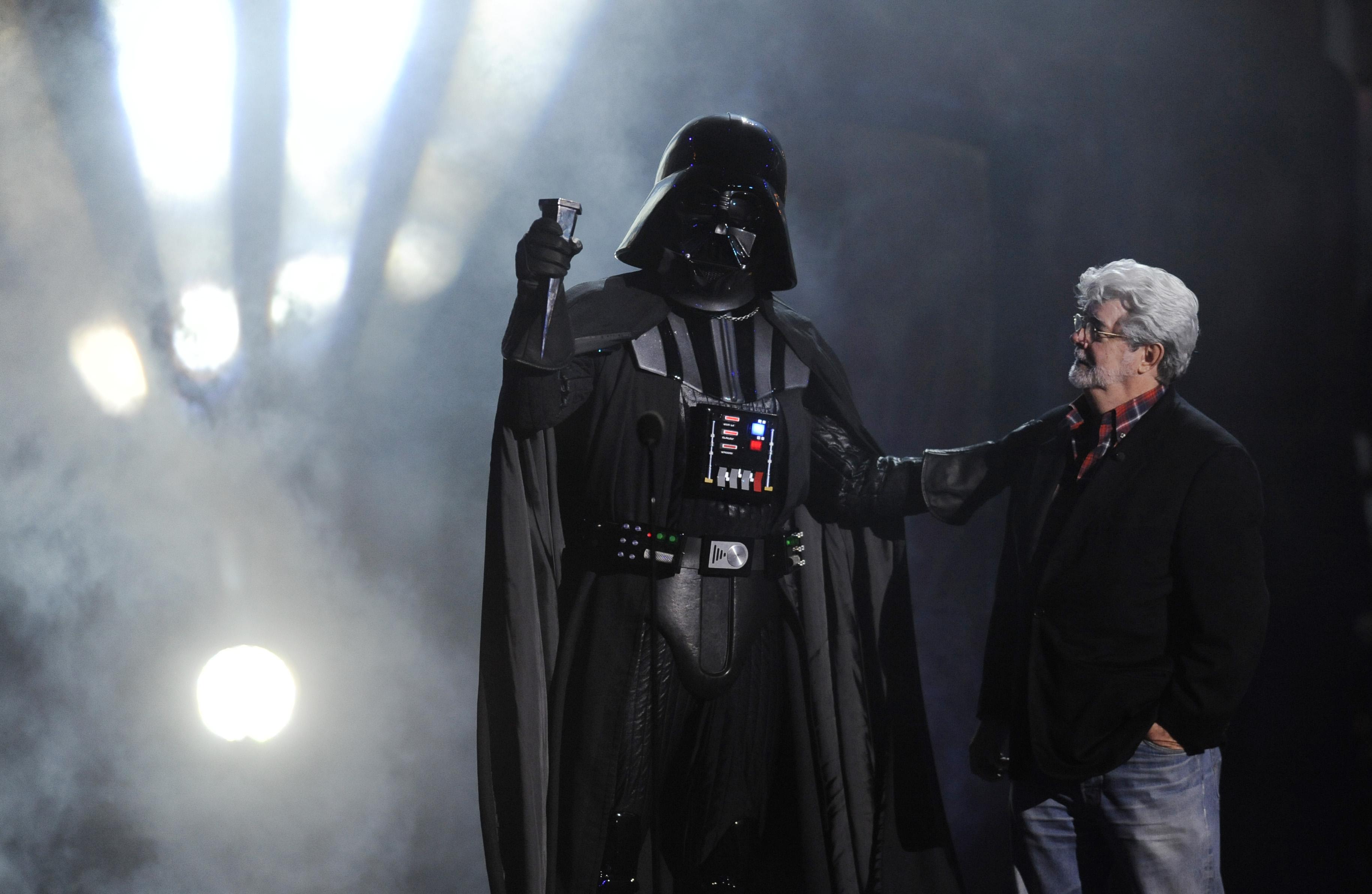 El cineasta George Lucas es otro de los personajes mencionados en los medios de comienzos de los '90 (Livemint)
