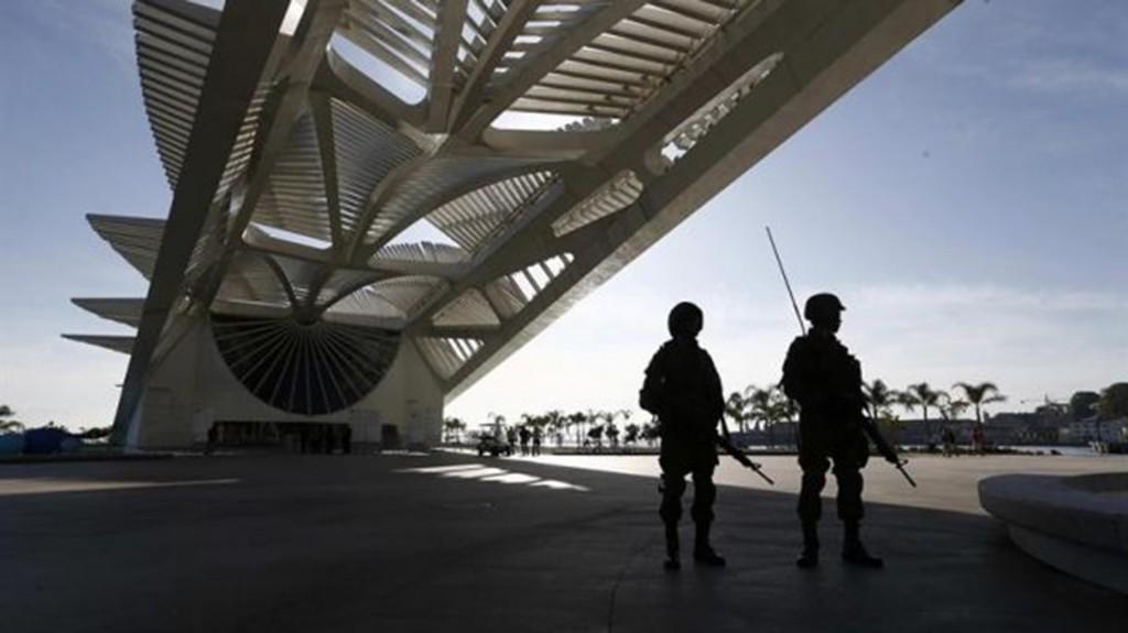 Los aeropuertos de Brasil están en alerta