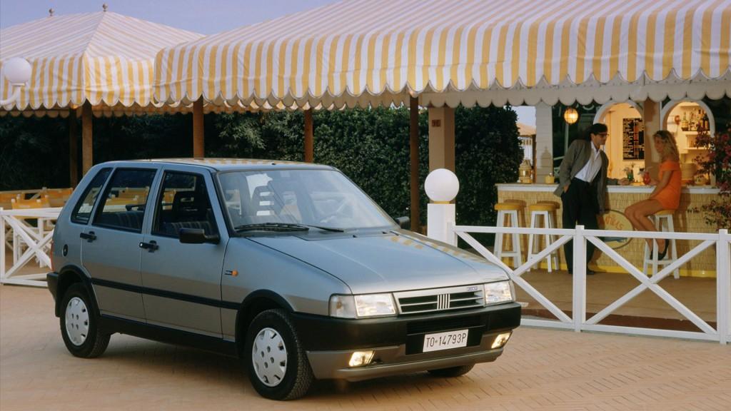 El Fiat Uno Fire atravesó tres décadas de éxito en el mercadoargentino