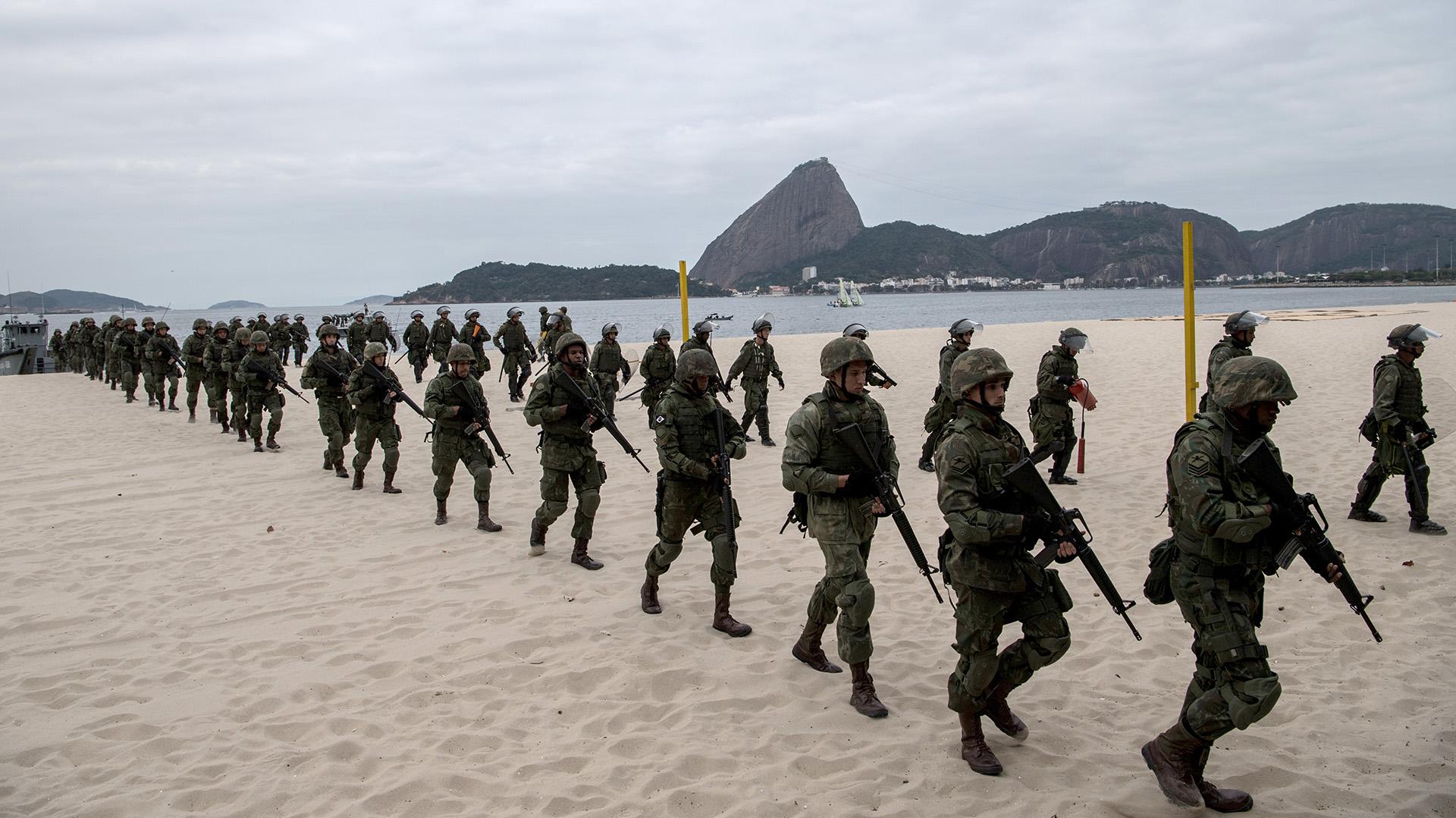 Por primera vez en unos Juegos Olímpicos, se montará un Centro Integrado Antiterrorismo (AFP)